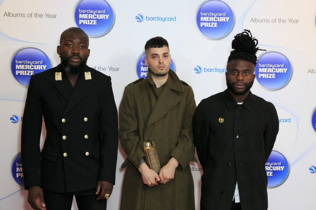 Young Fathers Win Mercury Prize