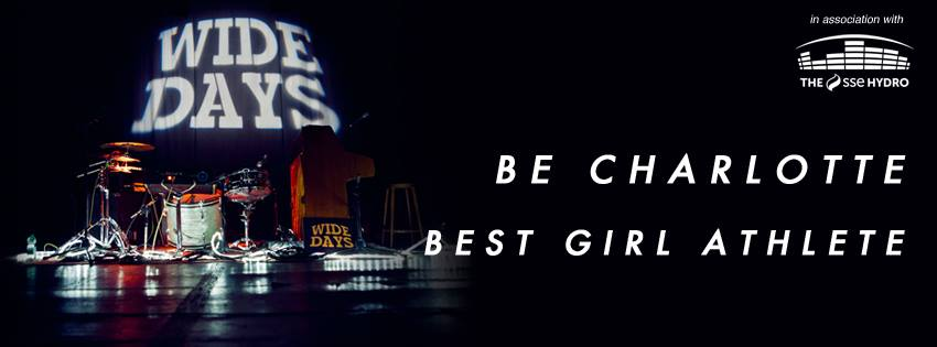 Wide Days 2016 – Showcase 1 – Be Charlotte + Best Girl Athlete – Pleasance Theatre