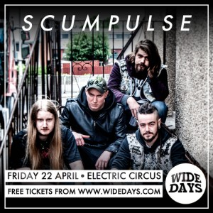 Wide Days 2016 - Scumpulse
