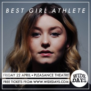 Wide Days 2106 - Best Girl Athlete