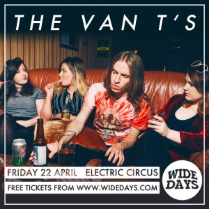 Wide Days 2016 - The Van T's