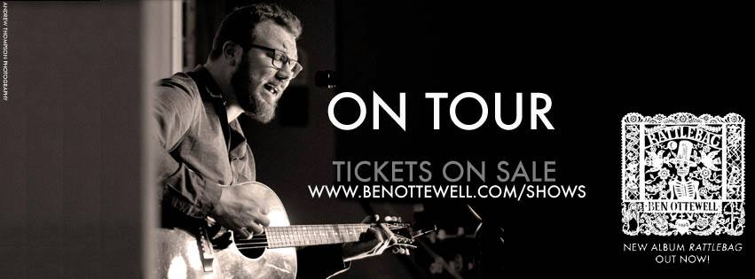Ben Ottewell of Gomez plays The Mash House 12th May
