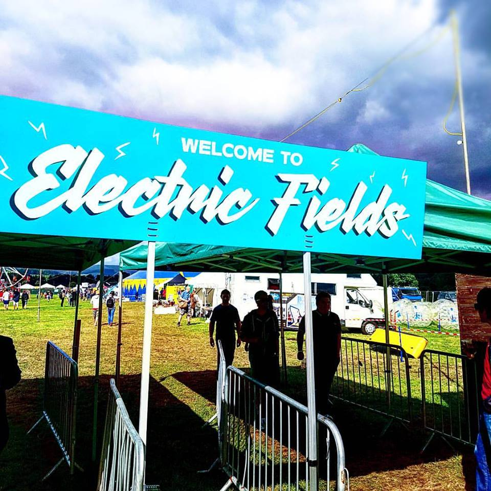 Electric Fields 2017 – Early Bird Tickets On Sale – Friday 7th October