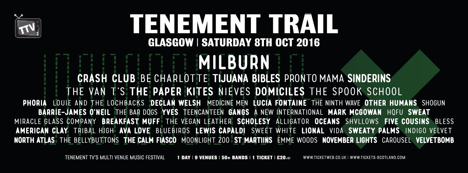 A&A's 5 picks for Tenement Trail