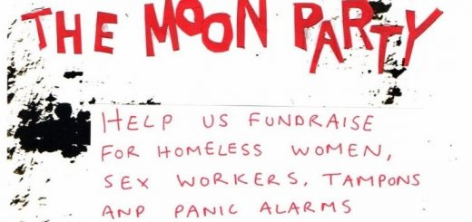 the moon party