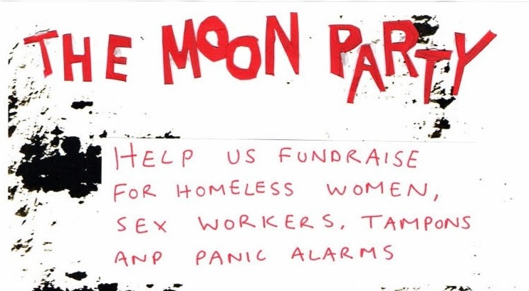 Luna Delirious – Moon Party – Guest Blog