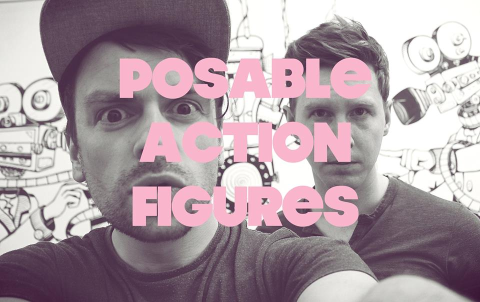 Posable Action Figures – Cut – Exclusive First Play