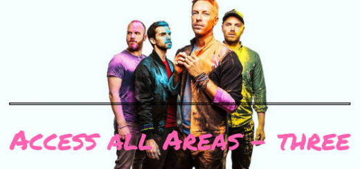 coldplay - Access all areas