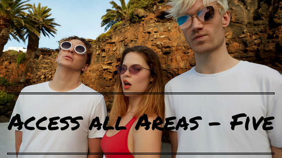 Access All Areas - Off Bloom