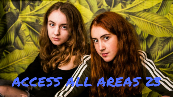 Access All Areas – 23