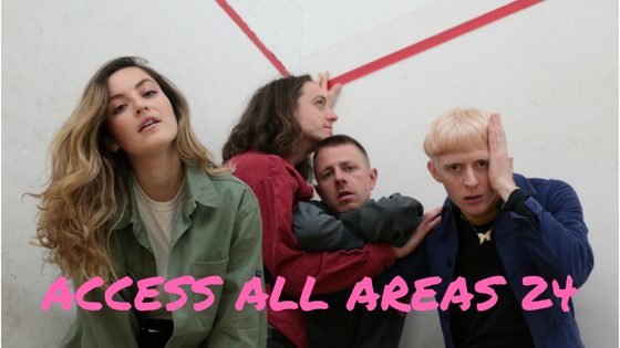 Access All Areas – 24