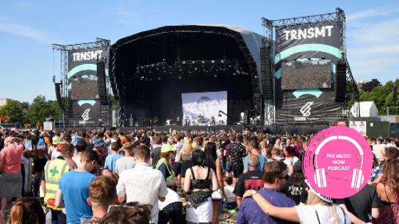 Music Now – Episode 4 – TRNSMT Preview