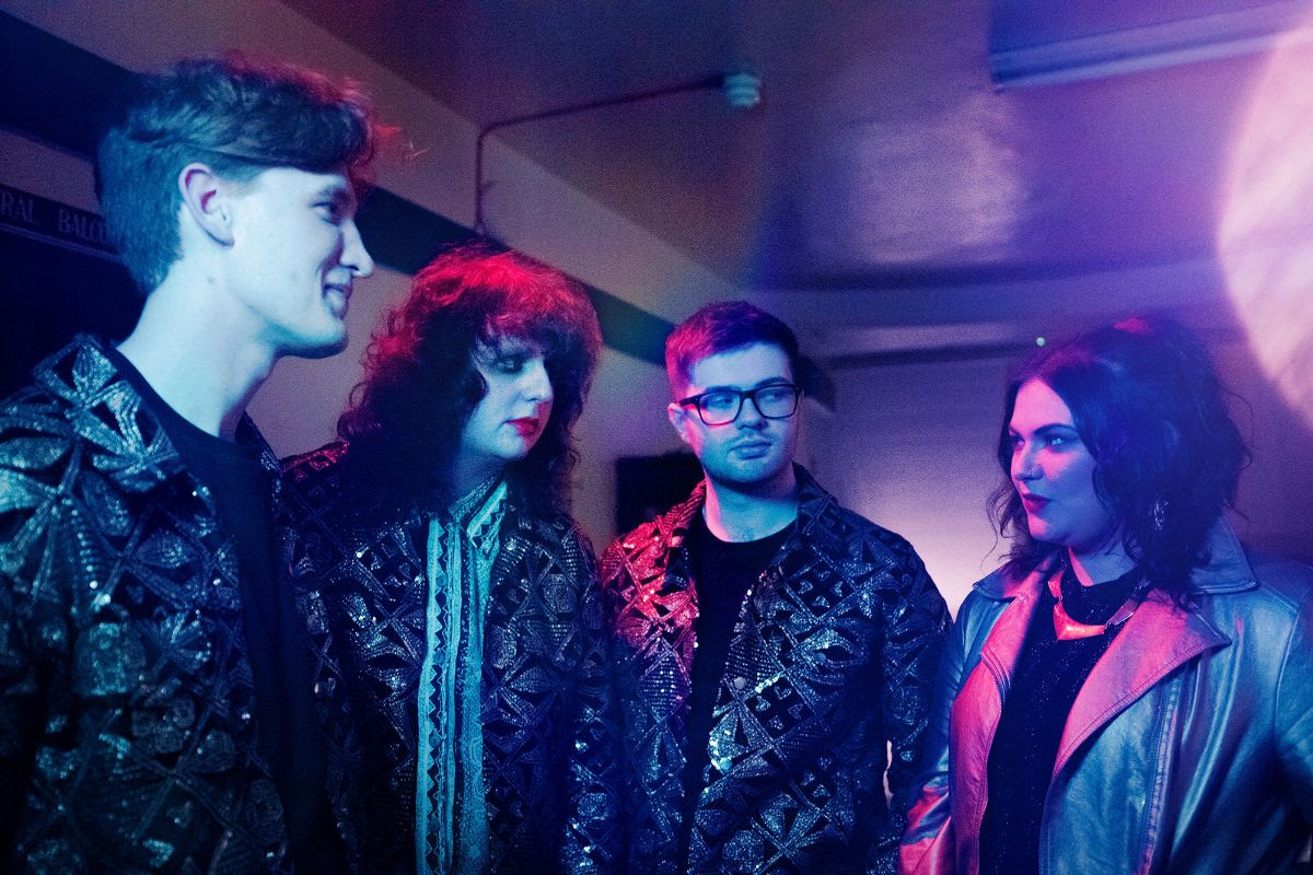 The Vegan Leather release new single 'The Hit' and announce debut album details.