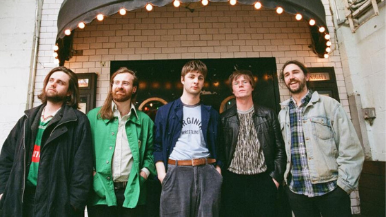 Fontaines D.C have shared a new video for 'Liberty Belle'